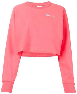 Champion cropped sweatshirt