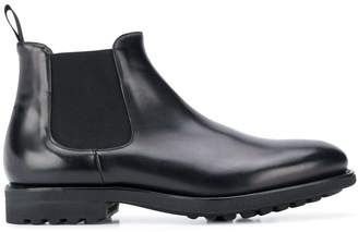 Doucal's elasticated panel boots