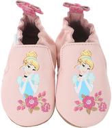 Robeez Disney Princess Cinderella Leather Bootie