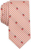 Bar III Men's Strawberry Conversational Slim Tie, Created for Macy's