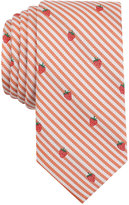 Bar III Men's Strawberry Conversational Slim Tie, Only at Macy's
