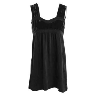 Heimstone Black Silk Dresses