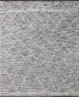 "Bb Rugs Natural Wool Nat-14 5' x 7' 6"" Area Rug"
