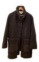 Thumbnail for your product : Arket Black Faux fur Coats