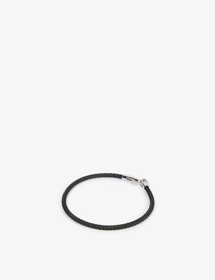 Miansai Knox leather rope bracelet