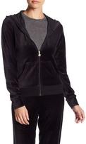 Juicy Couture Robertson Velour Front Zip Jacket