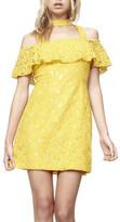 MinkPink MP x Disney Enchantress Frill Dress