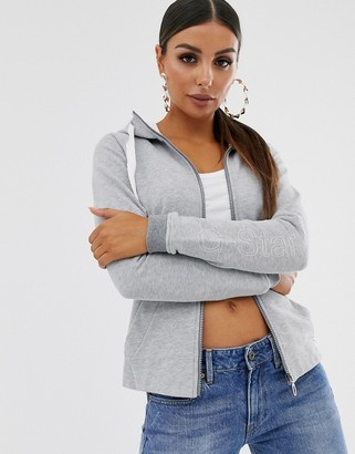 G Star G-Star zip through hoodie