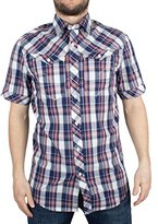 G Star Men's Arc 3D Shirt with Short Sleeves