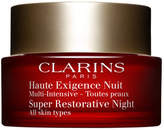 Clarins 1.7Oz Super Restorative Night Wear For All Skin Types