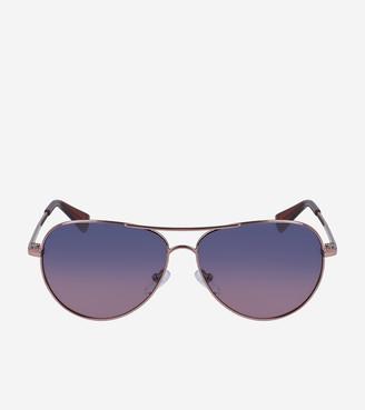 Cole Haan Classic Aviator Sunglasses