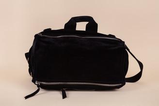Givenchy Pandora Suede Messenger Bag