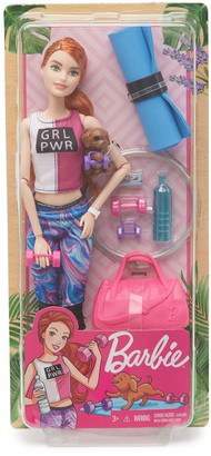Mattel Fitness Barbie(R) Doll