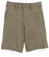 Volcom Boy's 'Static' Hybrid Shorts