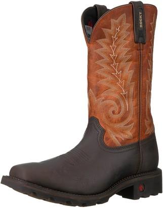 Rocky Men's RKW0215 Western Boot