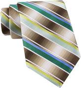 Van Heusen Brave Striped Silk Tie