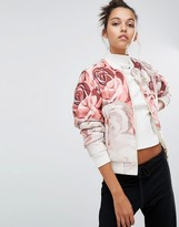 Puma X Careaux Reversible Bomber Jacket