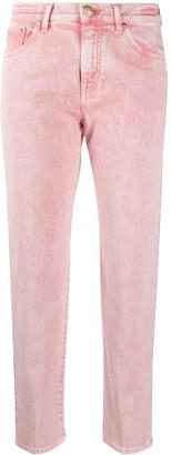 Jacob Cohen Kimmy straight-leg jeans