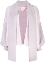Roksanda zipped-up knit cardigan
