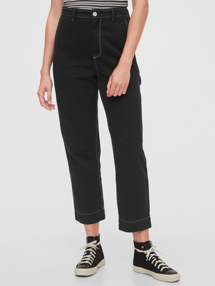 Gap Workforce Collection High Rise Carpenter Pants