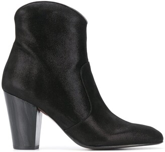 Chie Mihara Elvia ankle 75mm boots