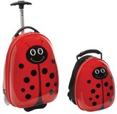 Trendy Kid Travel Buddies Luggage Set