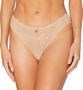Emporio Armani Women's Virtual Lace Thong Underwear