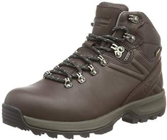 Berghaus Women's Explorer Ridge Plus Gtx Boot High Rise Hiking, Brown (Brown/Dark Gull Grey V38), 8 UK 42 EU