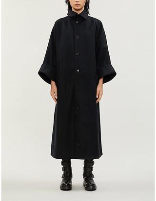 Toogood The Doorman oversized wool coat