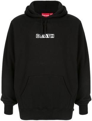 Palace Death hoodie