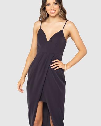 Pilgrim Carmen Midi Dress