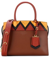 Prada Paradigme leather shoulder bag