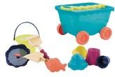 Toysmith 11-Piece Wavey Wagon Set