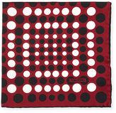 Tom Ford Irregular Dot-Print Silk Pocket Square