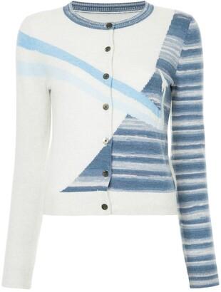 Onefifteen Striped Rocket Cardigan