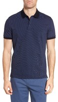 Rodd & Gunn Men's Colchester Sports Fit Twill Collar Cotton Polo