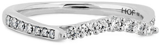 Hearts On Fire 18K 0.26 Ct. Tw. Diamond Felicity Queen Anne Ring