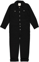 LOUIS LOUISE Polka Dot Easy Romper