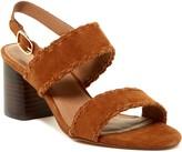 Catherine Malandrino Chaster Whipstitched Sandal