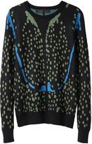 Proenza Schouler / Printed Crewneck Pullover