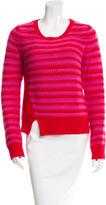 Thakoon Striped Wool Sweater