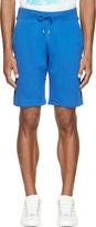 Christopher Kane Blue Fleecy Shorts