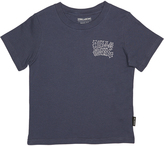 Billabong Tots Boys Split Arch Tee Grey