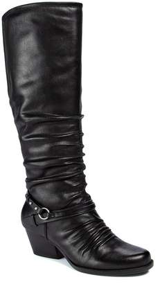 Bare Traps BareTraps Rinny Ruched Tall Boot