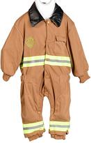 Aeromax Tan Firefighter Romper - Infant