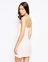 Glamorous Cami Dress with Bar Back Detail