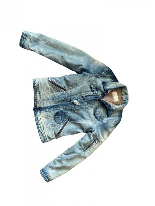 John Galliano Blue Denim - Jeans Jackets