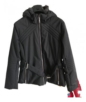 Fusalp Black Cotton Coats
