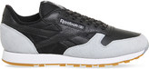 Reebok Classic suede and mesh trainers