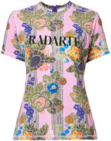 Rodarte Radarte T-shirt - women - Polyester/Spandex/Elastane - S